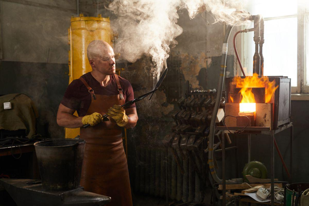 best blacksmith forge