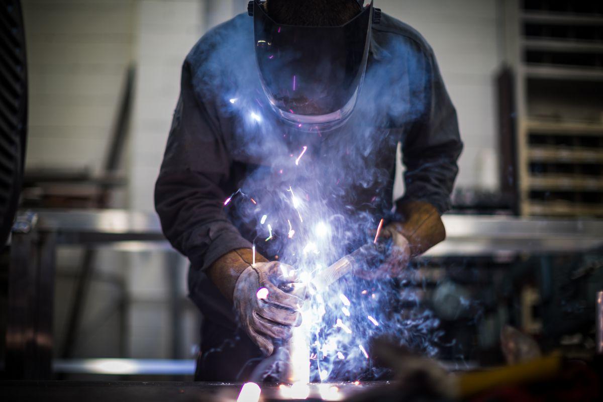 how do you weld cast aluminum