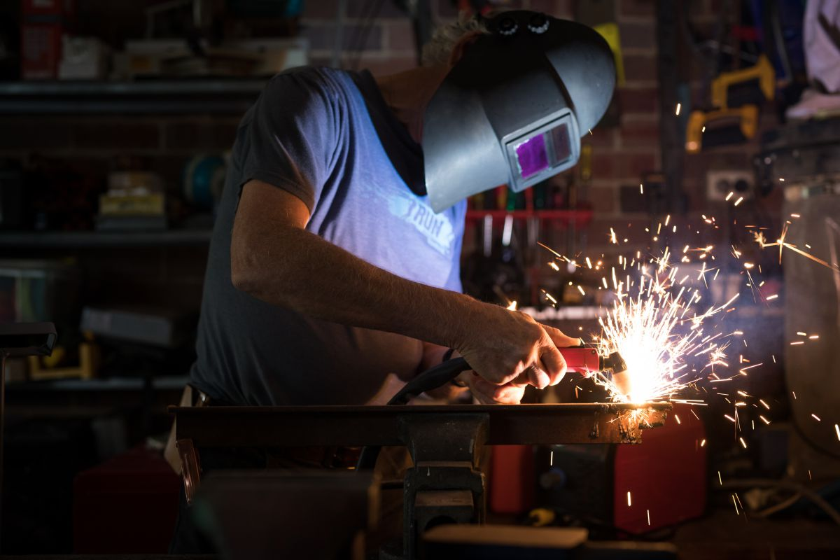 types of welding tools